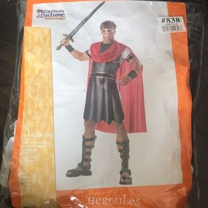 Other - Hercules adult costume size L